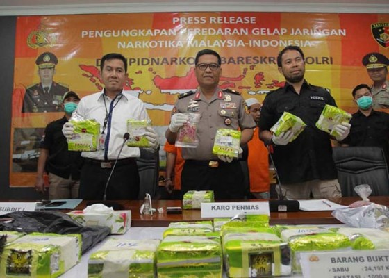 Nusabali.com - 4-sindikat-shabu-malaysia-ditangkap