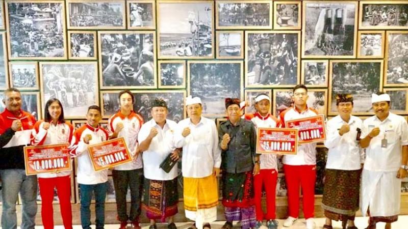 www.nusabali.com-denpasar-beri-bonus-peraih-medali-sea-games