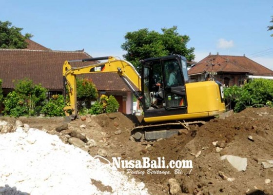 Nusabali.com - smpn-6-tabanan-kebut-penataan-halaman