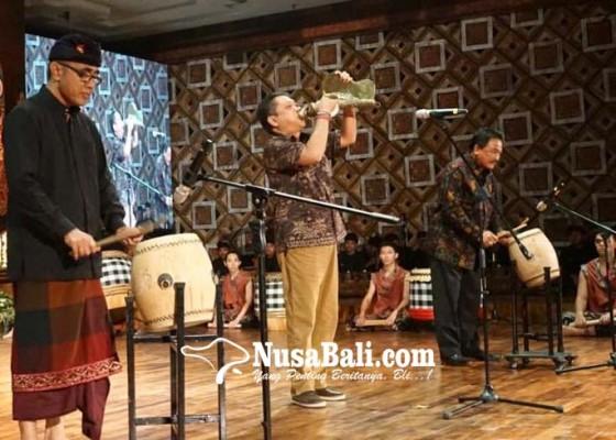 Nusabali.com - beragam-kesenian-meriahkan-soft-launching-balai-budaya
