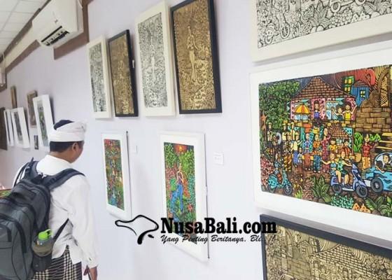 Nusabali.com - mahasiswa-undiksha-gelar-pameran-seni