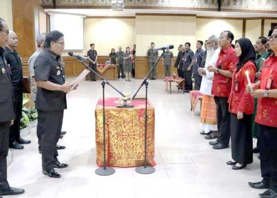 Nusabali.com - bupati-lantik-127-pejabat-di-badung
