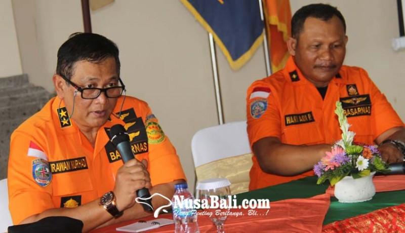 www.nusabali.com-basarnas-atensi-khusus-pengamanan-objek-wisata-di-bali