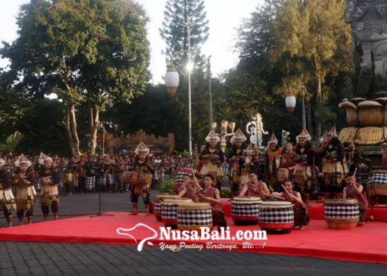 Nusabali.com - denpasar-festival-wahana-heritage-creativity-dan-smartness