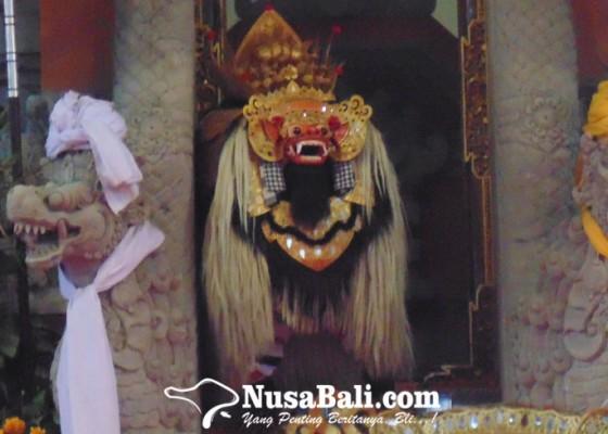 Nusabali.com - sedang-barong-festival-persiapkan-generasi-muda-masolah-barong
