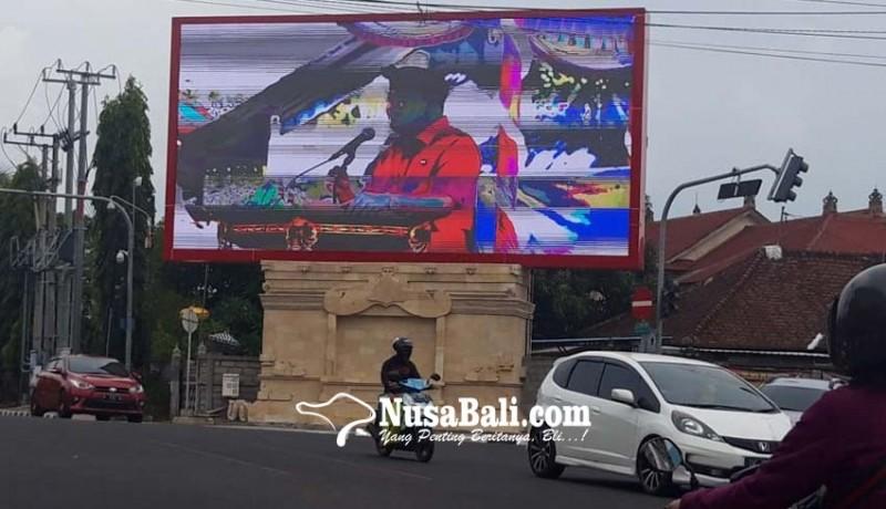 www.nusabali.com-bupati-mahayastyra-klaim-videotron-segera-kembali-modal