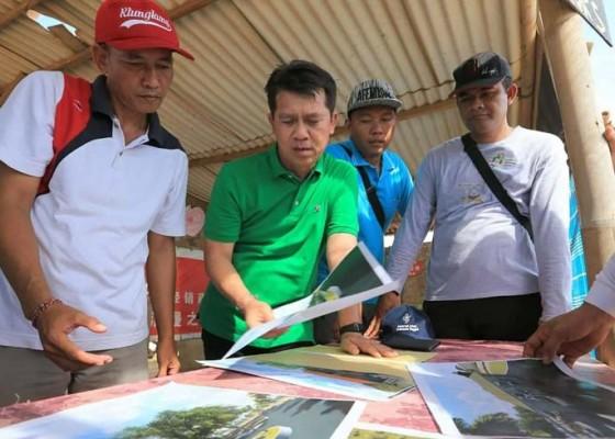 Nusabali.com - bupati-suwirta-finalisasi-proyek-di-lembongan