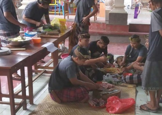 Nusabali.com - lestarikan-budaya-dengan-lomba-perangkat-banten
