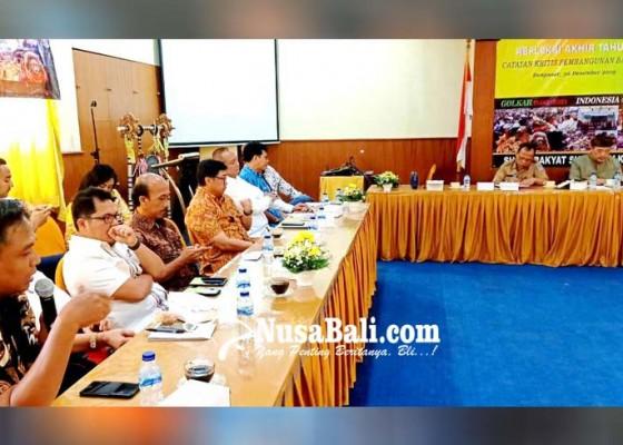 Nusabali.com - golkar-bali-kritisi-pemerintahan