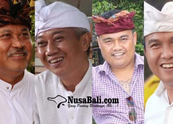 Nusabali.com - golkar-godok-4-kandidat-untuk-pilkada-bangli-2020
