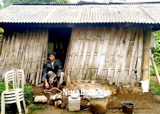 Nusabali.com - teruna-lingsir-tinggal-di-gubuk-layaknya-kandang-sapi-dan-tanpa-lampu-penerang