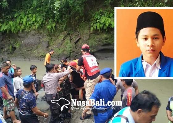 Nusabali.com - mandi-di-sungai-siswa-tewas-tenggelam