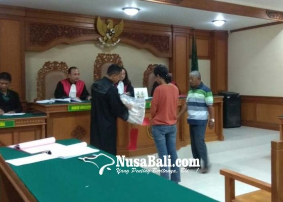 Nusabali.com - penganiaya-anjing-jalani-sidang-perdana