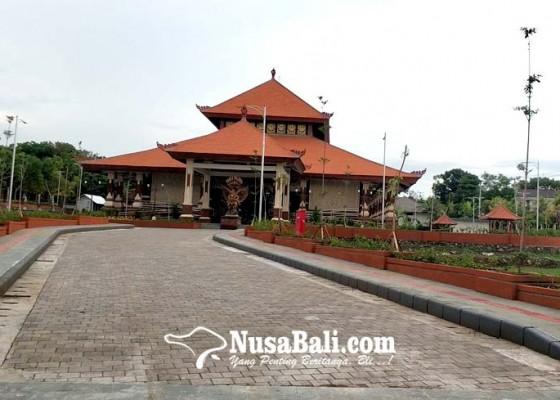 Nusabali.com - rampungkan-auditorium-siapkan-anggaran-rp-36-miliar