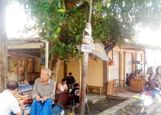 Nusabali.com - pasar-bekas-lp-tidak-terawat