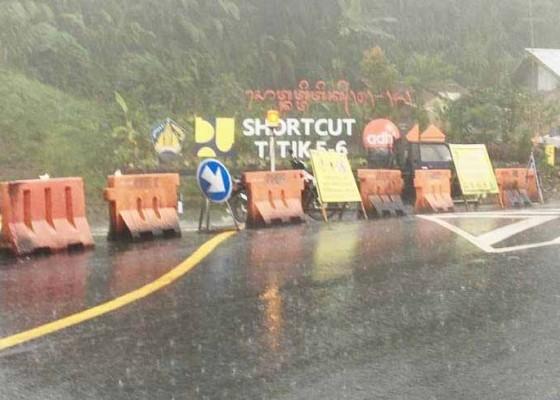 Nusabali.com - uji-kelayakan-shortcut-titik-3-4-dan-titik-5-6-ditutup-sementara