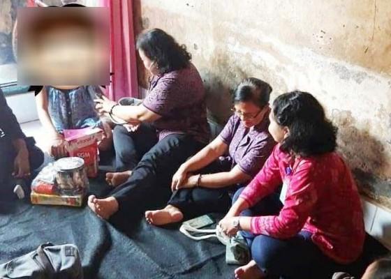 Nusabali.com - abg-yang-dihamili-ayah-tiri-mengalami-kurang-gizi