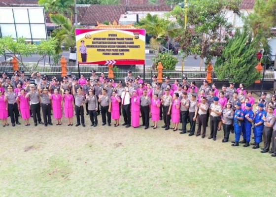 Nusabali.com - awal-2020-68-polisi-di-klungkung-naik-pangkat