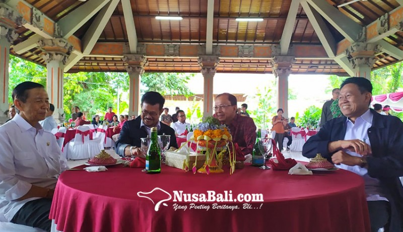 www.nusabali.com-menteri-pertanian-dukung-pertanian-organik-di-bali
