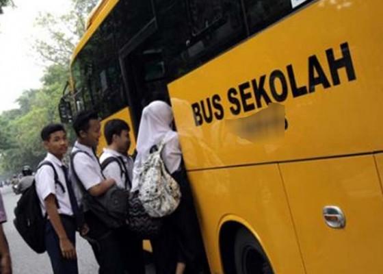 Nusabali.com - bus-sekolah-gratis-di-badung-tak-masuk-dalam-apbd-2020