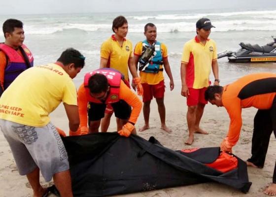Nusabali.com - wisman-kolombia-tewas-terseret-arus-pantai-kuta