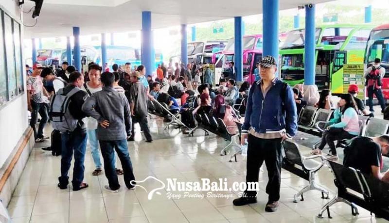 www.nusabali.com-selama-nataru-terminal-mengwi-layani-79221-penumpang