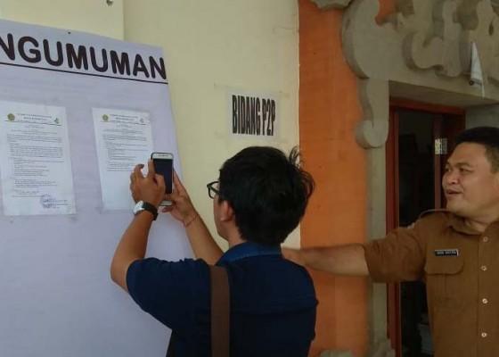 Nusabali.com - dinkes-gabeng-soal-status-pegawai