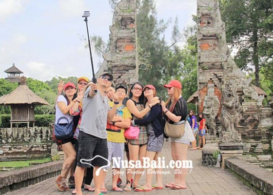Nusabali.com - penerapan-e-tiket-di-objek-wisata-badung-gandeng-bi-dan-bpd