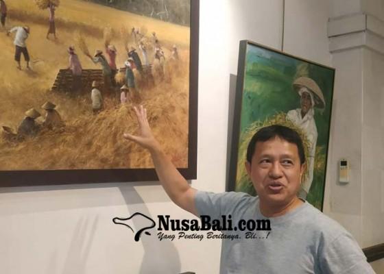 Nusabali.com - merosot-minat-milenial-pada-karya-lukis