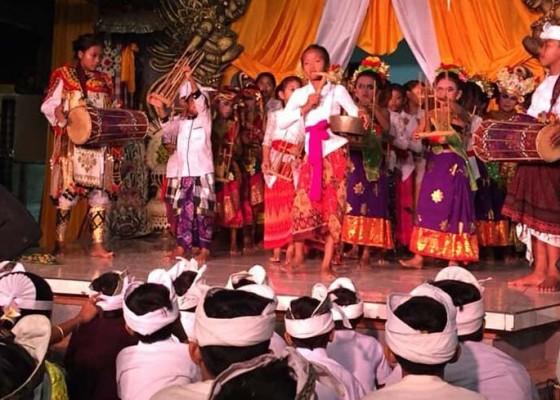 Nusabali.com - pertegas-pelestarian-seni-budaya-di-desa