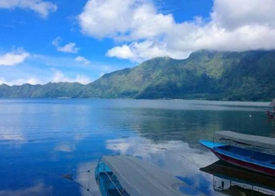 Nusabali.com - tarif-penyeberangan-danau-batur-naik