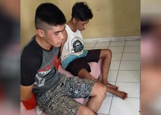 Nusabali.com - usai-tusuk-korban-pelaku-langsung-dijuk