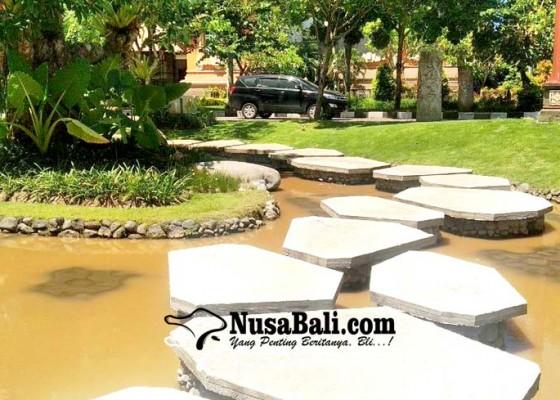 Nusabali.com - ring-river-di-puspem-badung-alami-pendangkalan