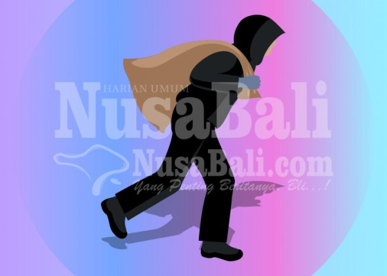 Nusabali.com - satpam-terlibat-840-karton-kopi-digasak