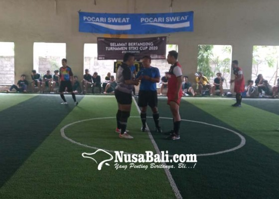 Nusabali.com - tetap-on-fire-di-futsal-stiki-cup-2020