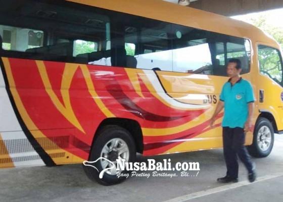 Nusabali.com - dishub-denpasar-tambah-5-bus-sekolah