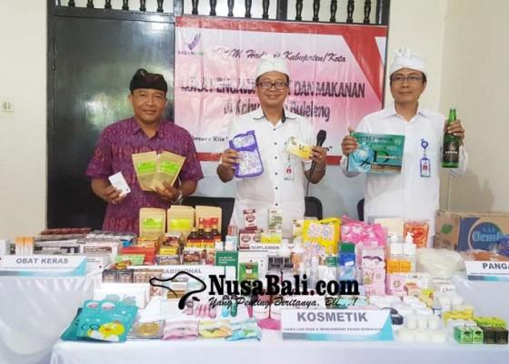 Nusabali.com - puluhan-ribu-produk-kosmetik-bakal-dimusnahkan