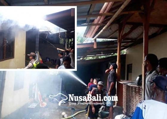 Nusabali.com - ditinggal-kerja-kamar-kos-bantang-banua-terbakar