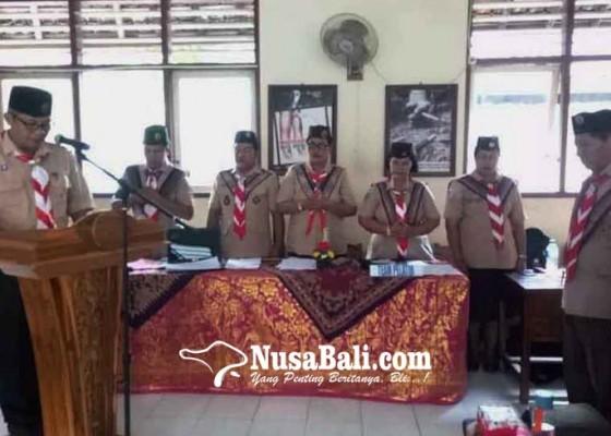 Nusabali.com - kakwarcab-tutup-kml-siaga-dan-penggalang