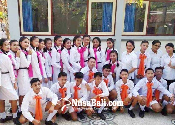 Nusabali.com - dua-sekolah-wakili-karangasem-lomba-pktp