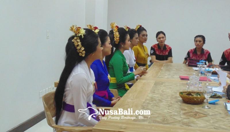 www.nusabali.com-seleksi-teruna-teruni-denpasar-2020-diikuti-112-peserta