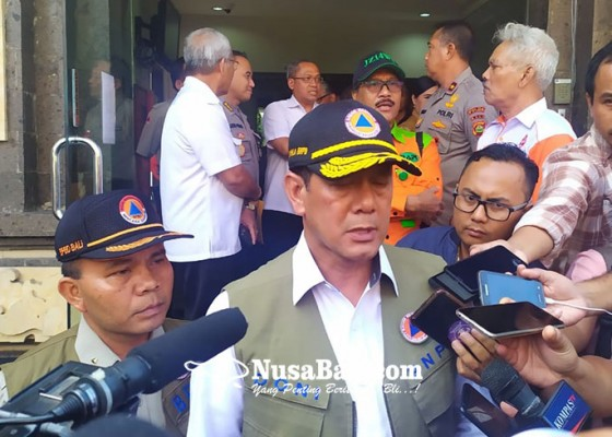 Nusabali.com - bnpb-siapkan-konsep-pariwisata-aman-bencana
