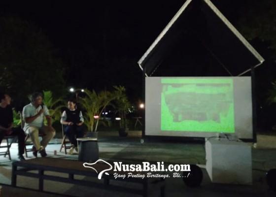 Nusabali.com - wilko-austermann-dan-ruangrupa-berbagi-pengalaman-di-art-bali-2019