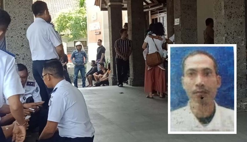 www.nusabali.com-staf-dinas-perhubungan-denpasar-tewas-tertabrak