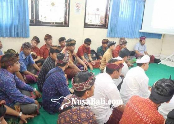 Nusabali.com - kemenag-perpanjang-kontrak-62-penyuluh-agama-hindu