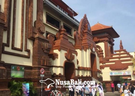 Nusabali.com - setahun-beroperasi-aset-pasar-badung-belum-jelas-ke-pd-pasar