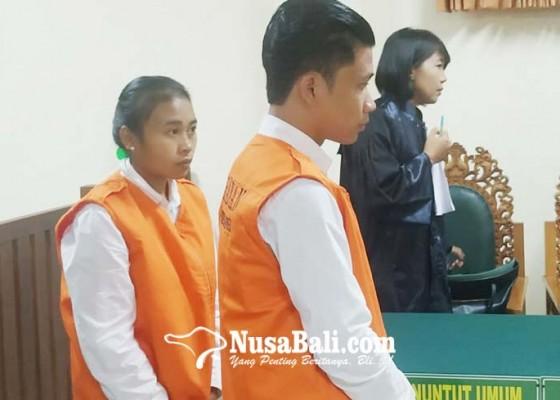 Nusabali.com - sejoli-pembuang-bayi-divonis-7-dan-8-tahun