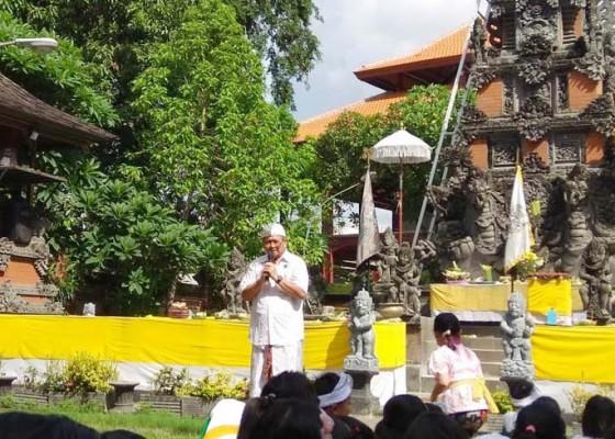 Nusabali.com - pasraman-aditya-jaya-doa-untuk-nkri