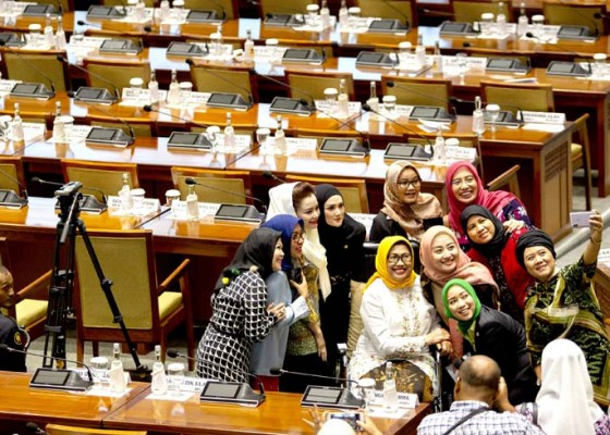 Nusabali.com - 290-anggota-dpr-tak-hadiri-paripurna-pertama-di-2020