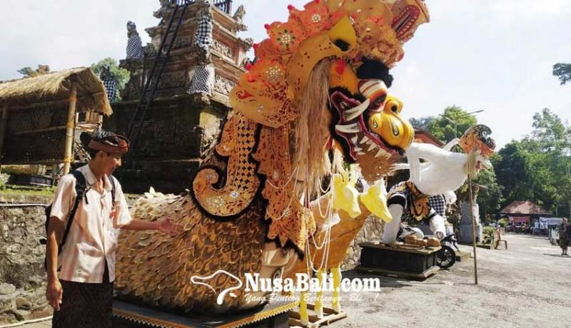 www.nusabali.com-simbol-unen-unen-pura-luhur-batukaru-terbuat-dari-bahan-alami